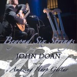 Beyond Six Strings Joan Doan Amazing Harp Guitar poster