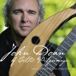 John Doan on Cover Celtic Pilgrimage CD