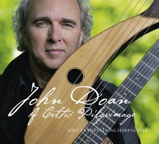John Doan A Celtic Pilgramige Harp Guitar