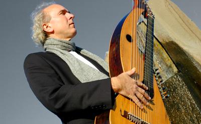 john doan harp guitar promo