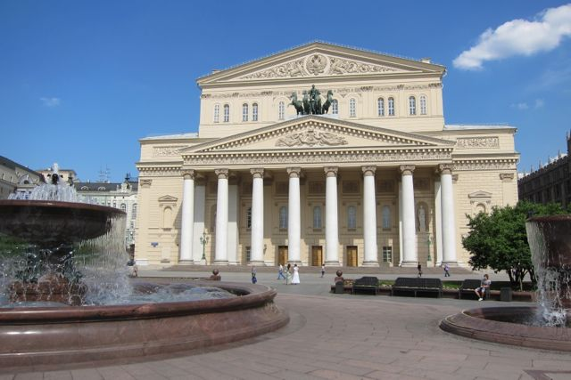 21.Bolshoi Theater
