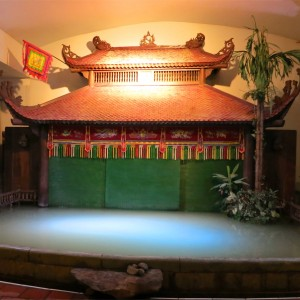 101. Water Puppet Stage