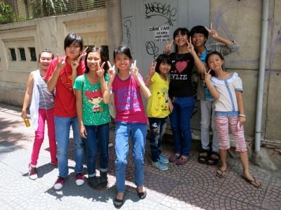 14. Kids on the Street