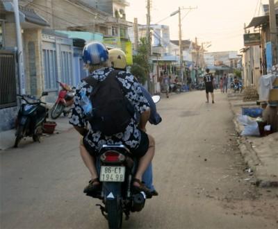 42. John Doan Tinh Motorcycle