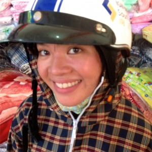 52. Tam with Helmet