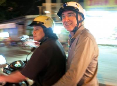 64. John Doan Calm Tinh Motorcycle